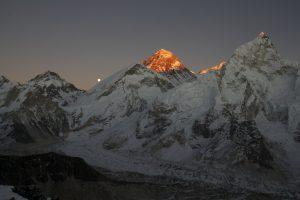 Ne¦üpal trek Everest